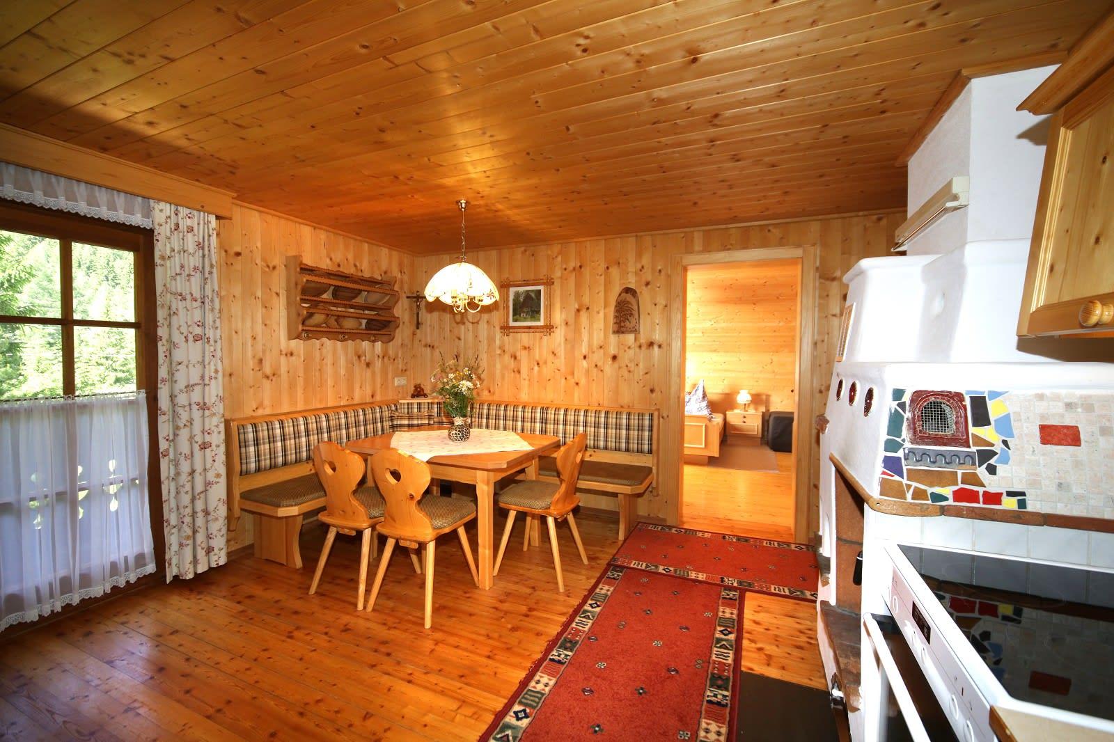 Gasserhütte Wohnung Oberstock