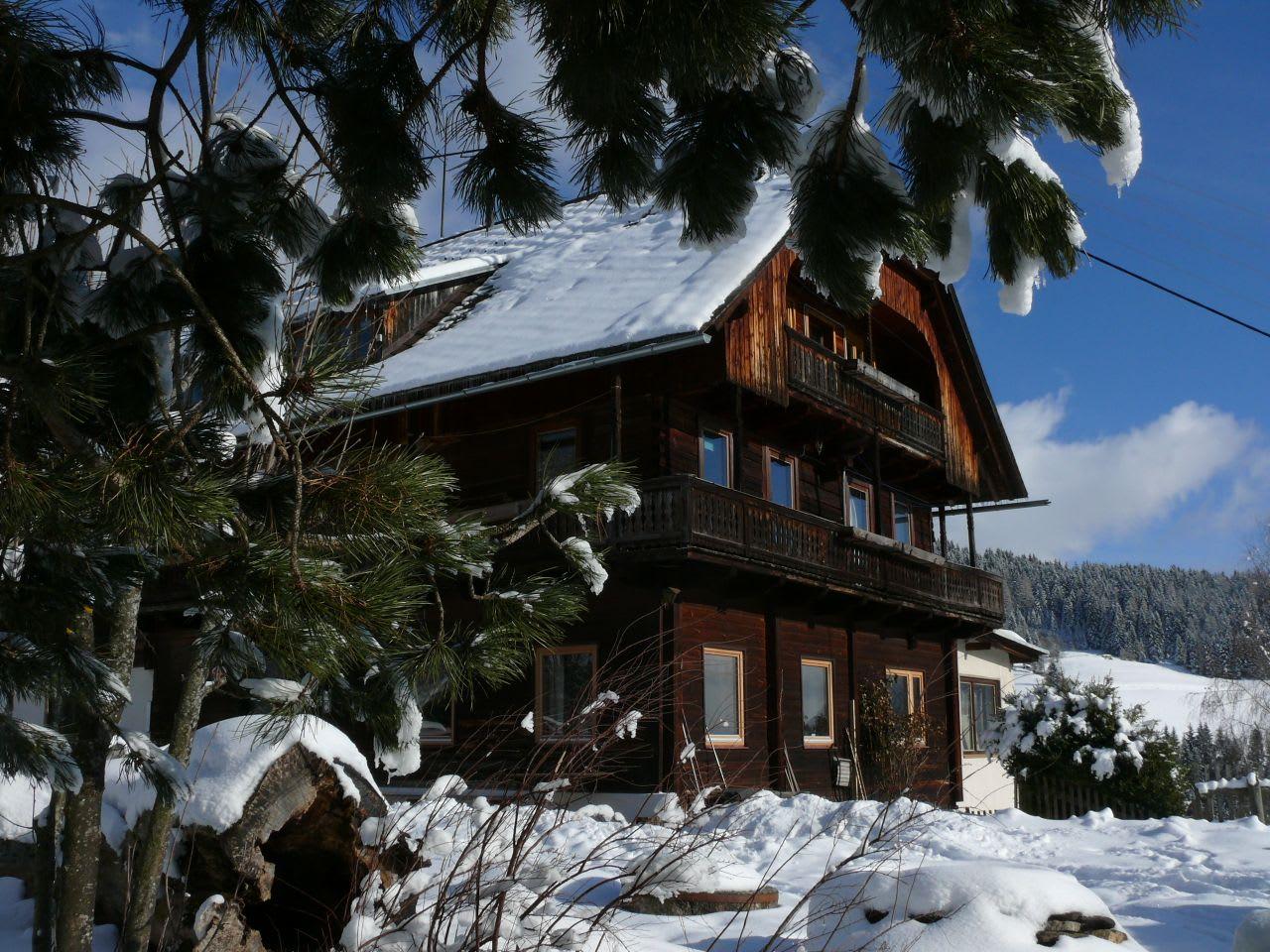 Winter in Tassach