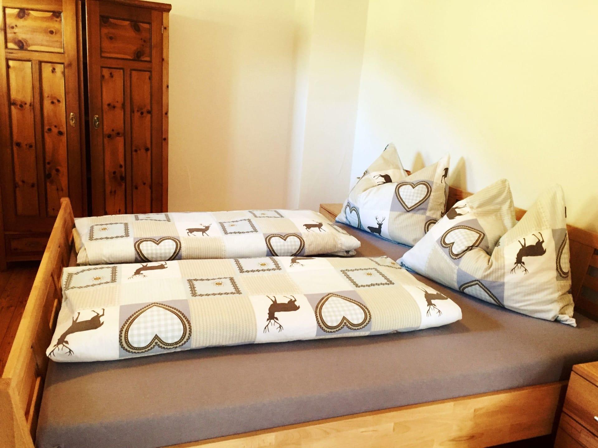 Zimmer aus Holz