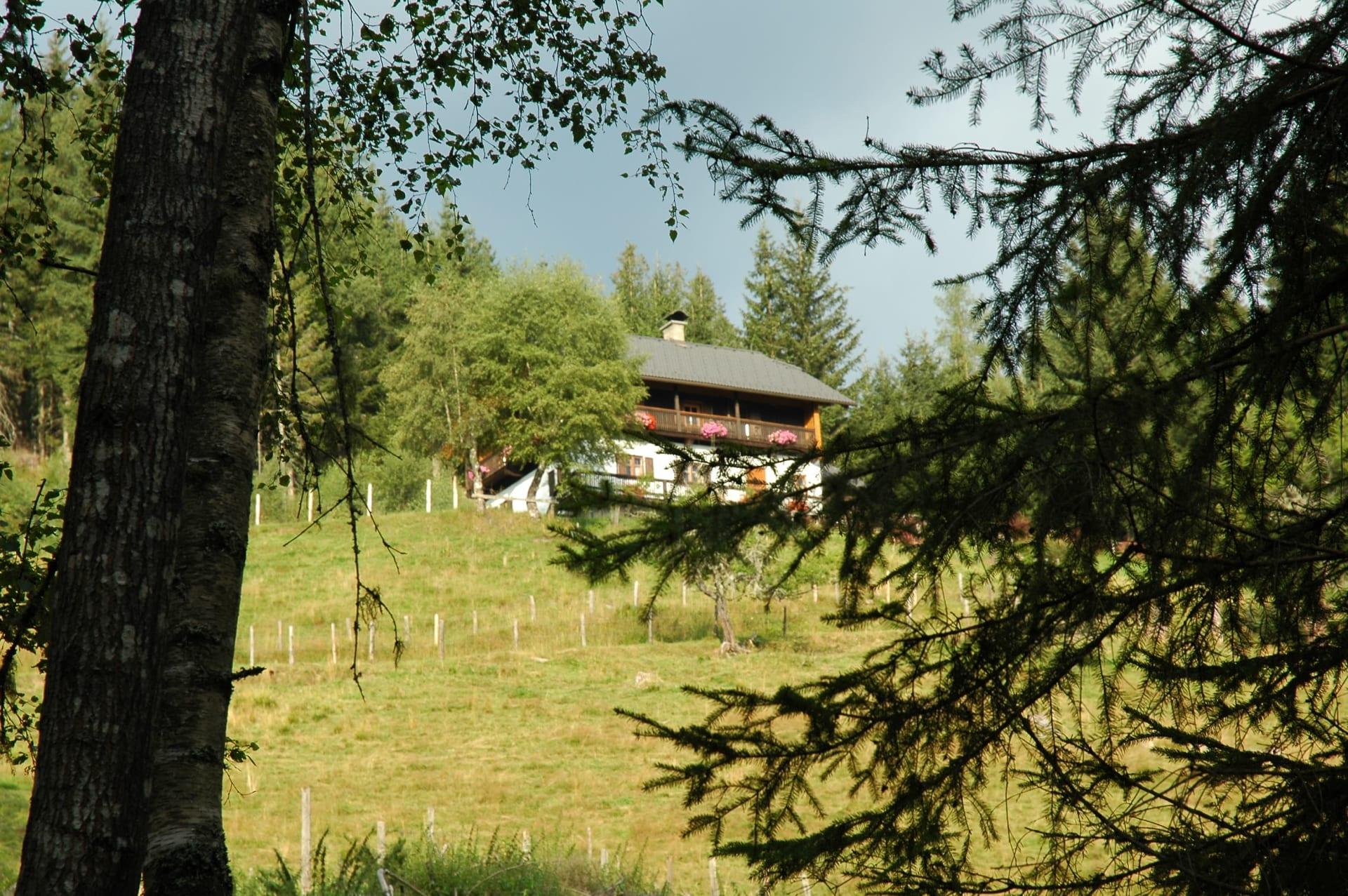 Strohmaier Hütte