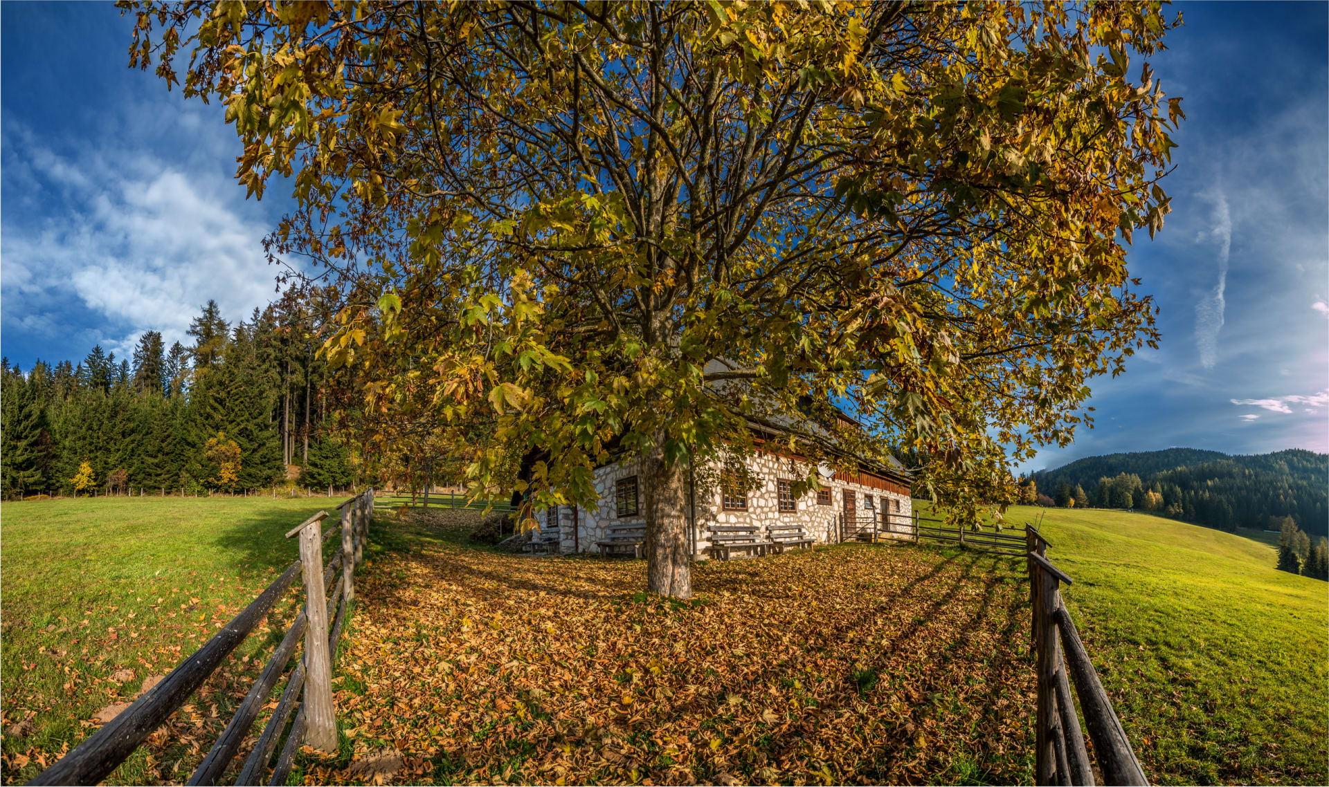 Herbst in Kaltstuben