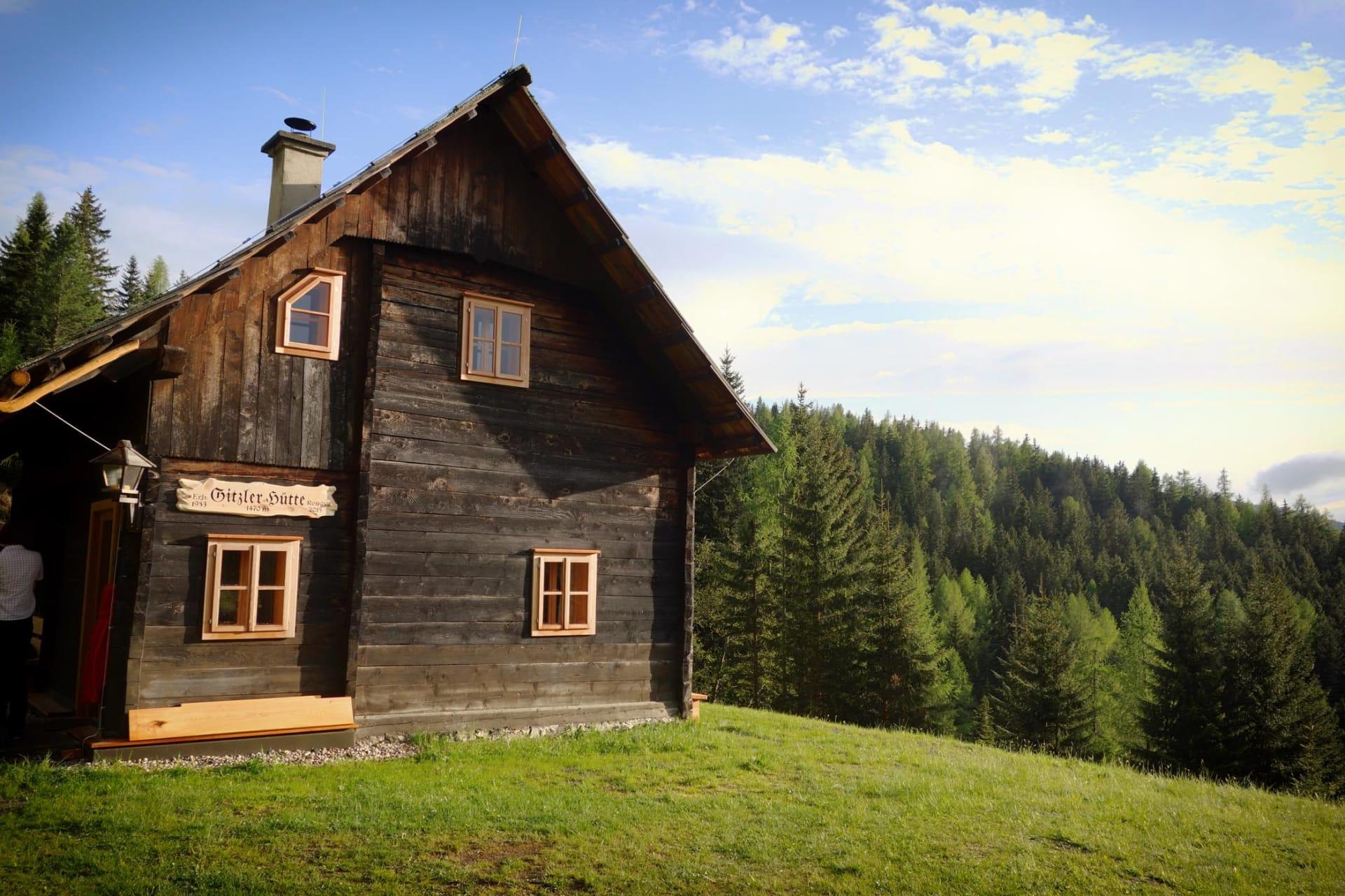 Gitzlerhütte