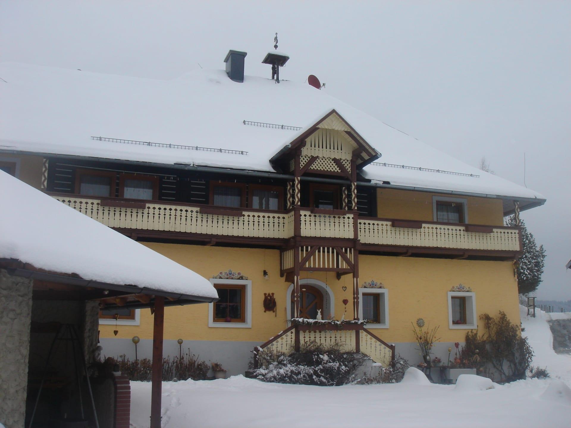 Winter Haus Gore