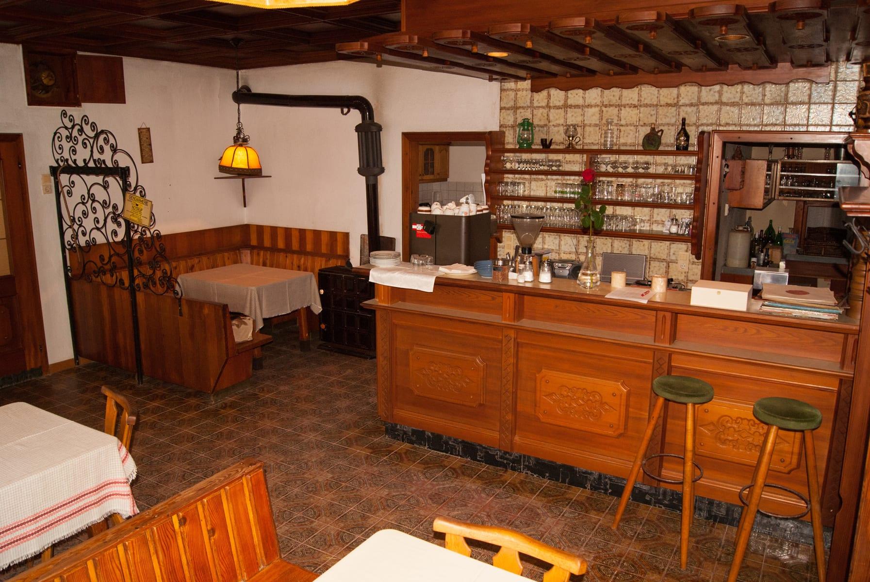 Ferienhaus Prager - Aufenthaltsraum