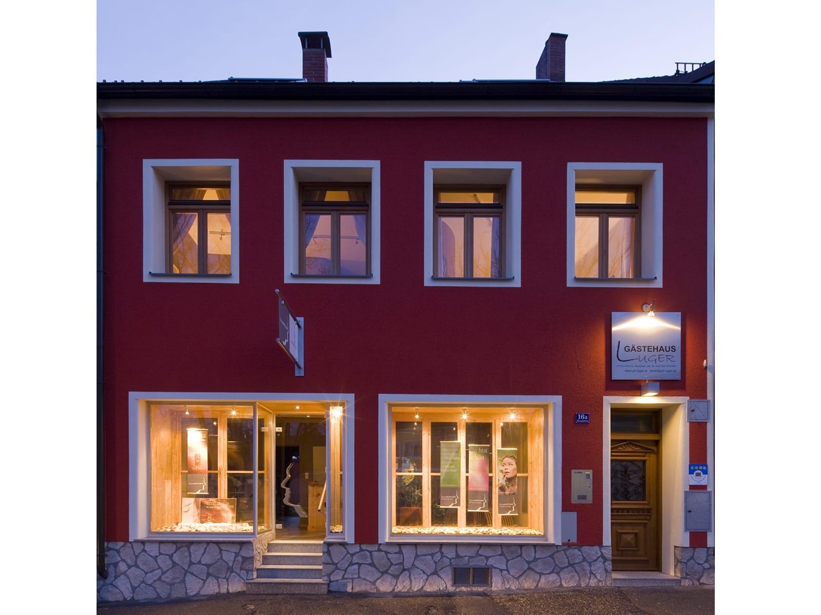Ökologisches Gästehaus Luger