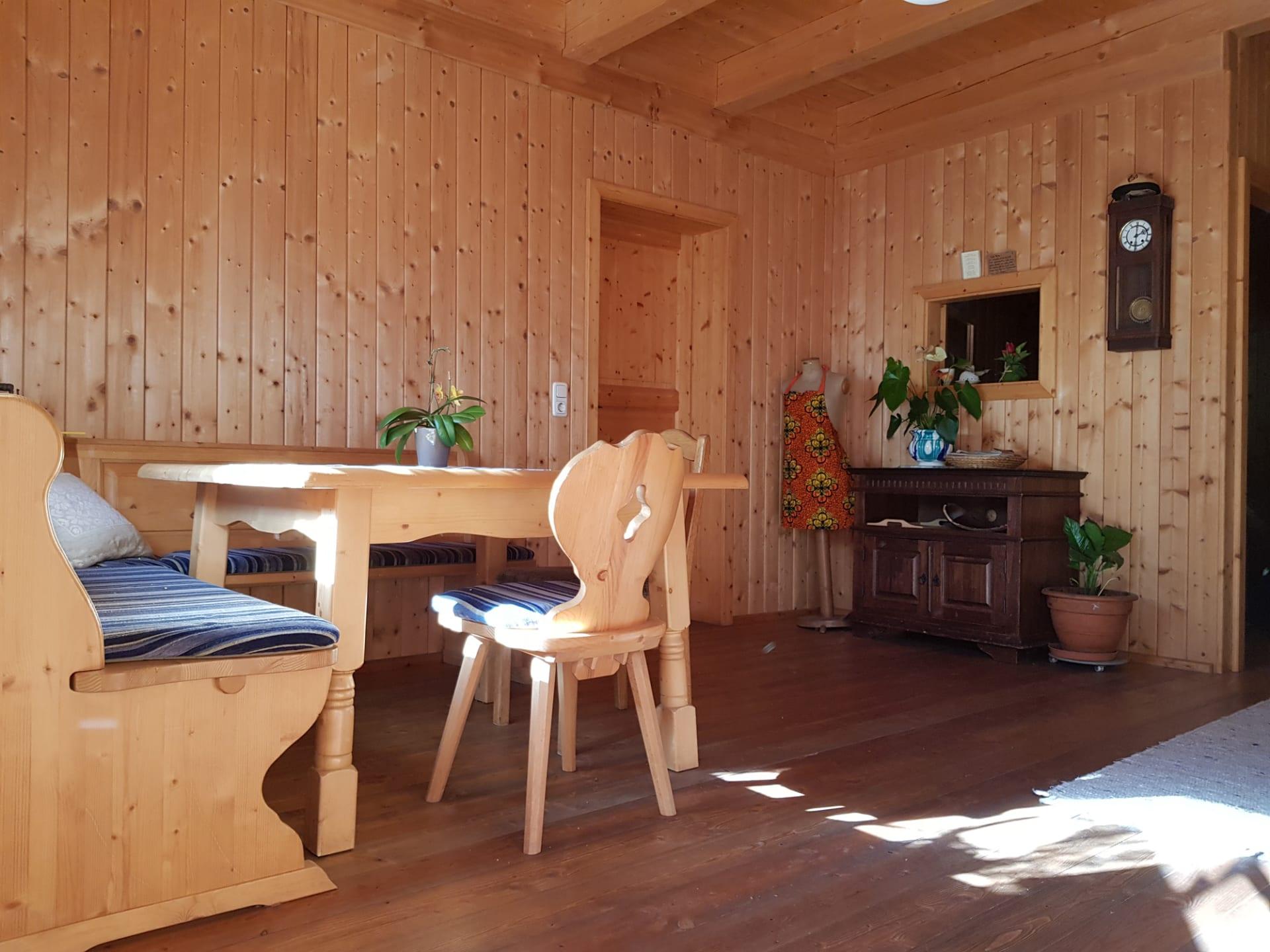 Pferdehof Jauerling - Esszimmer