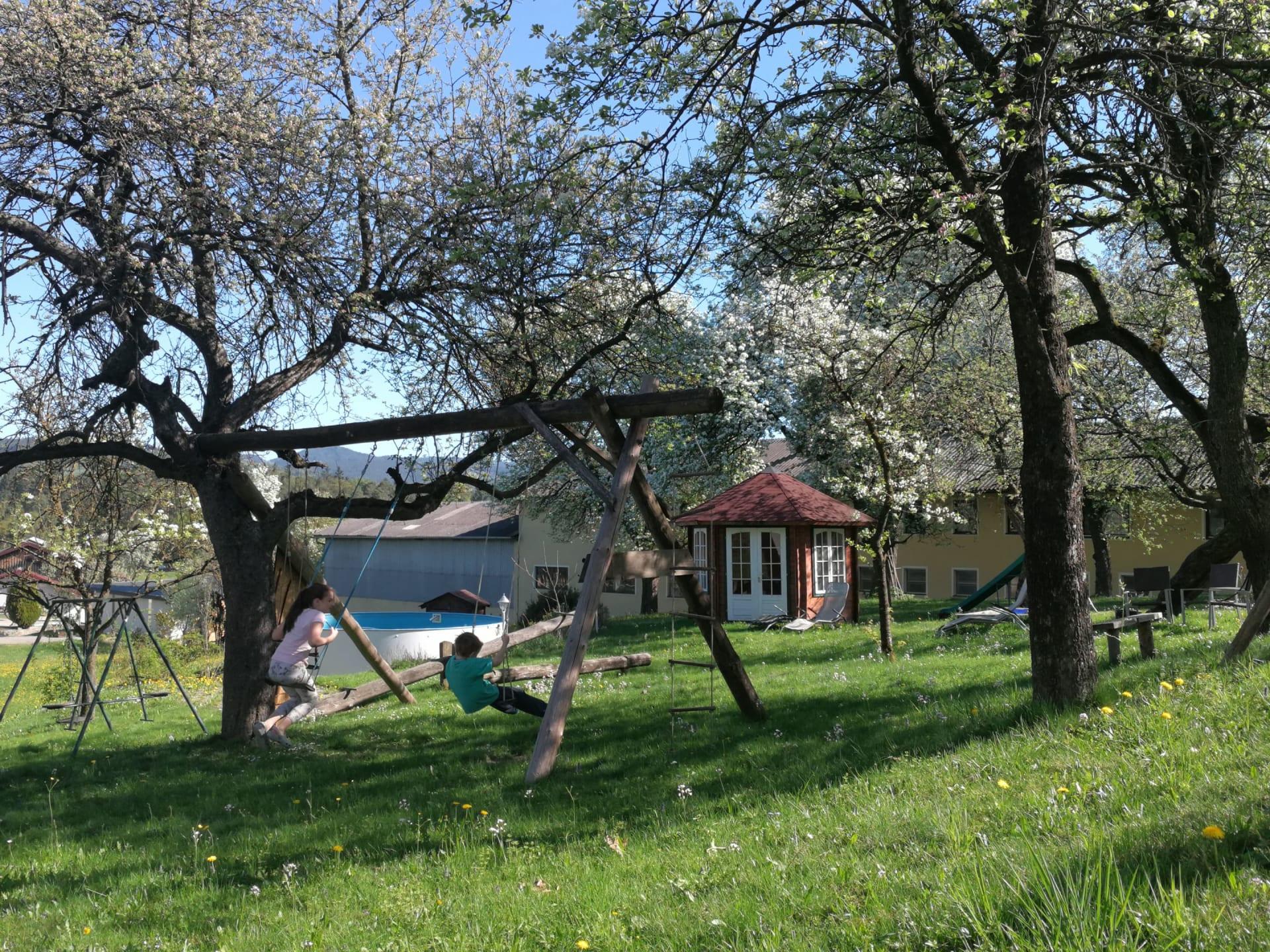 Mayerhof - Garten