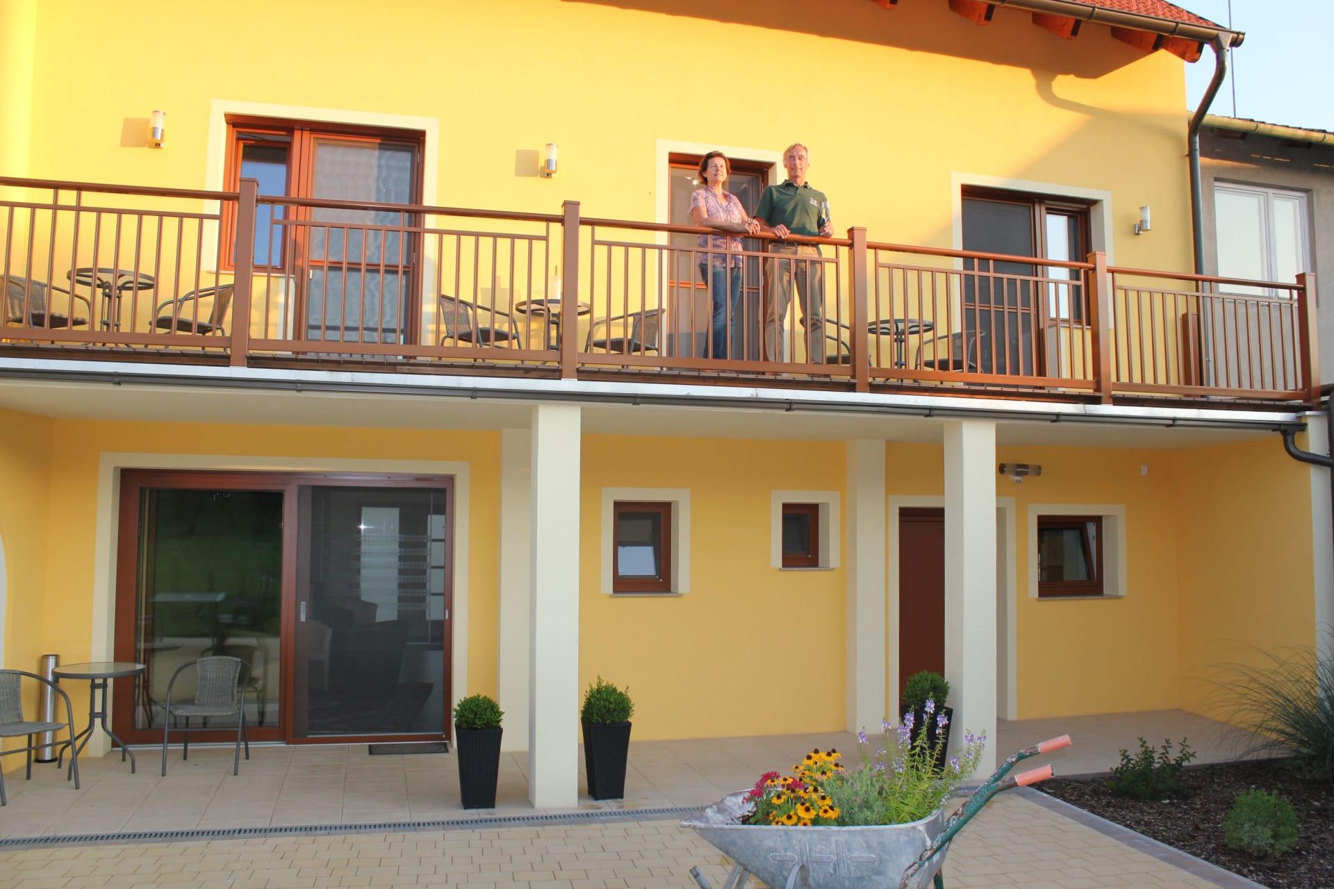 """Gästehaus Woditschka """"zu den 4 Elementen"""""""