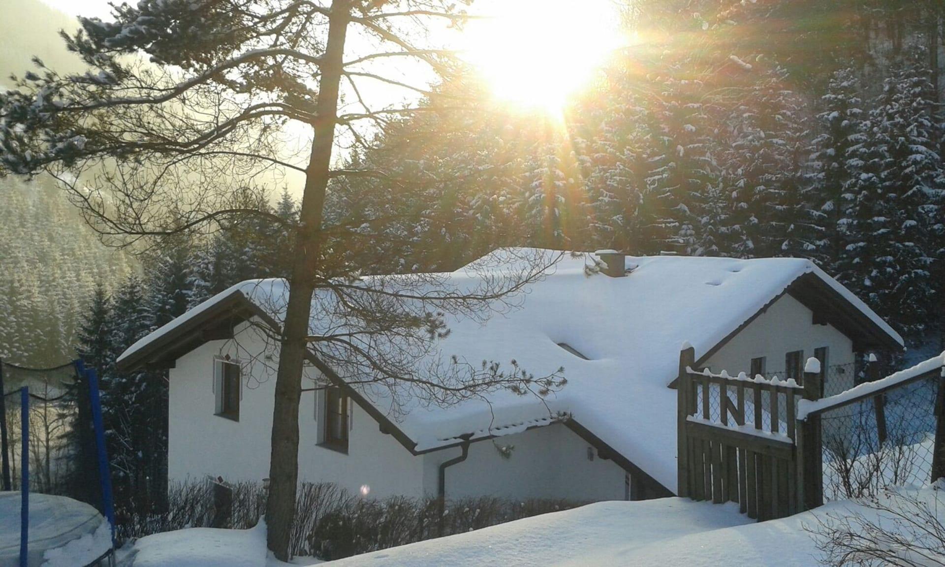 Ferienwohnung Familie Reisenbichler - Startfoto Winter
