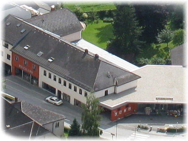 Gästehaus - Kaufhaus Reichard