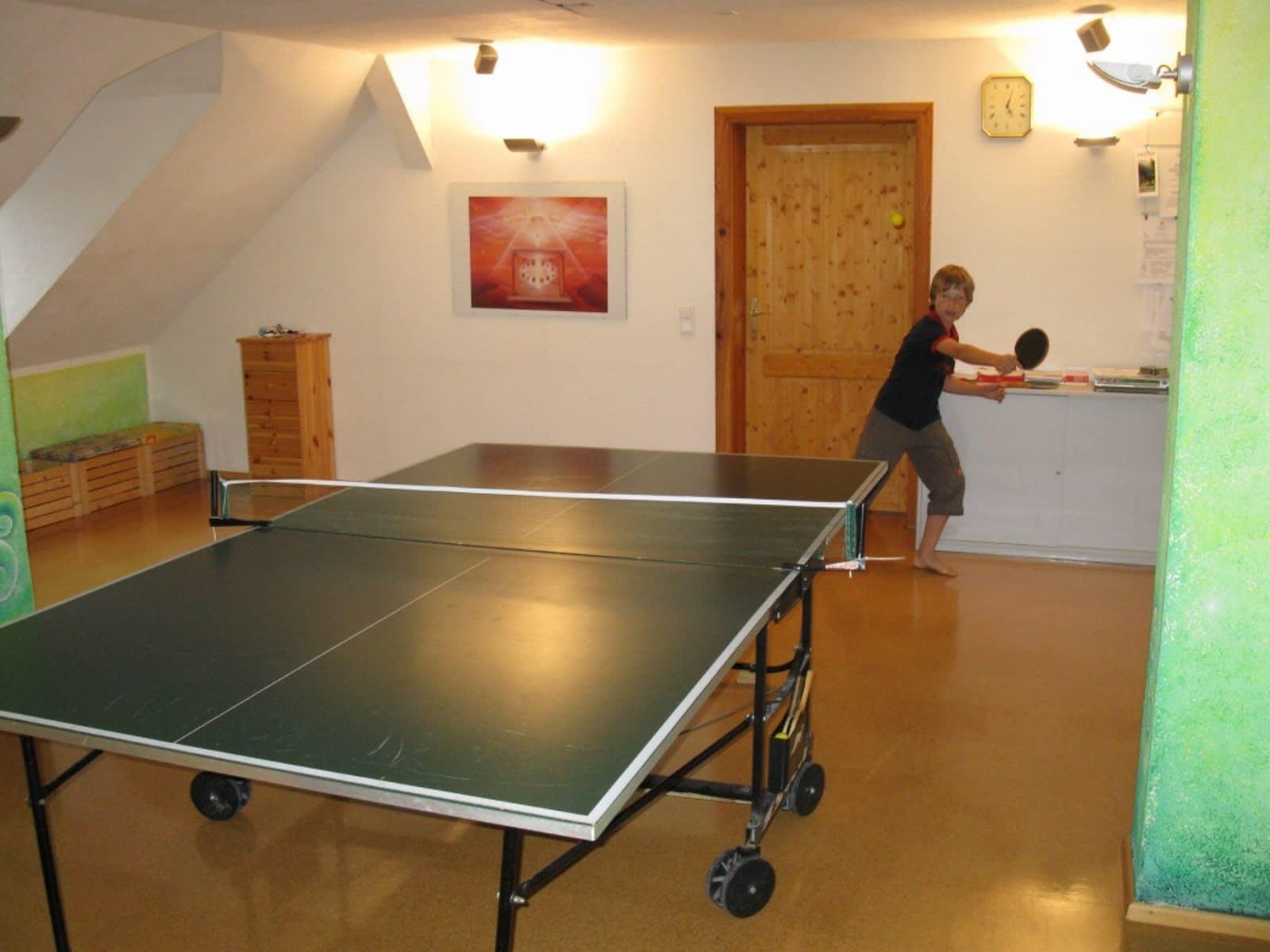 Freizeitraum_Tischtennis