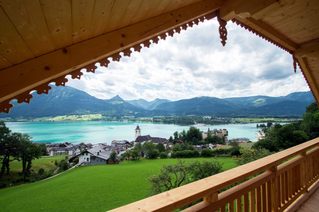 Appartement Chalet Wolfgangsee