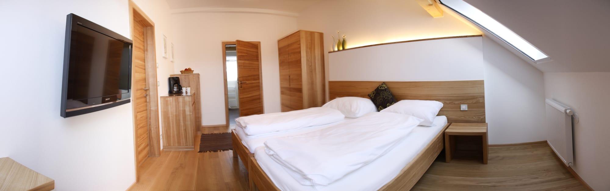 Doppelzimmer Luisenhöhe