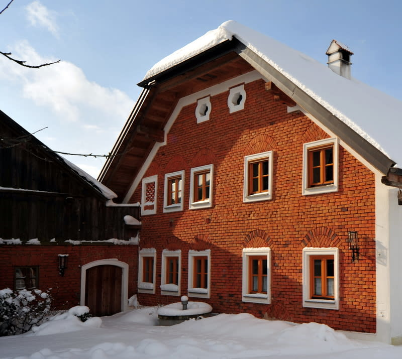 Winter am Vitalhof