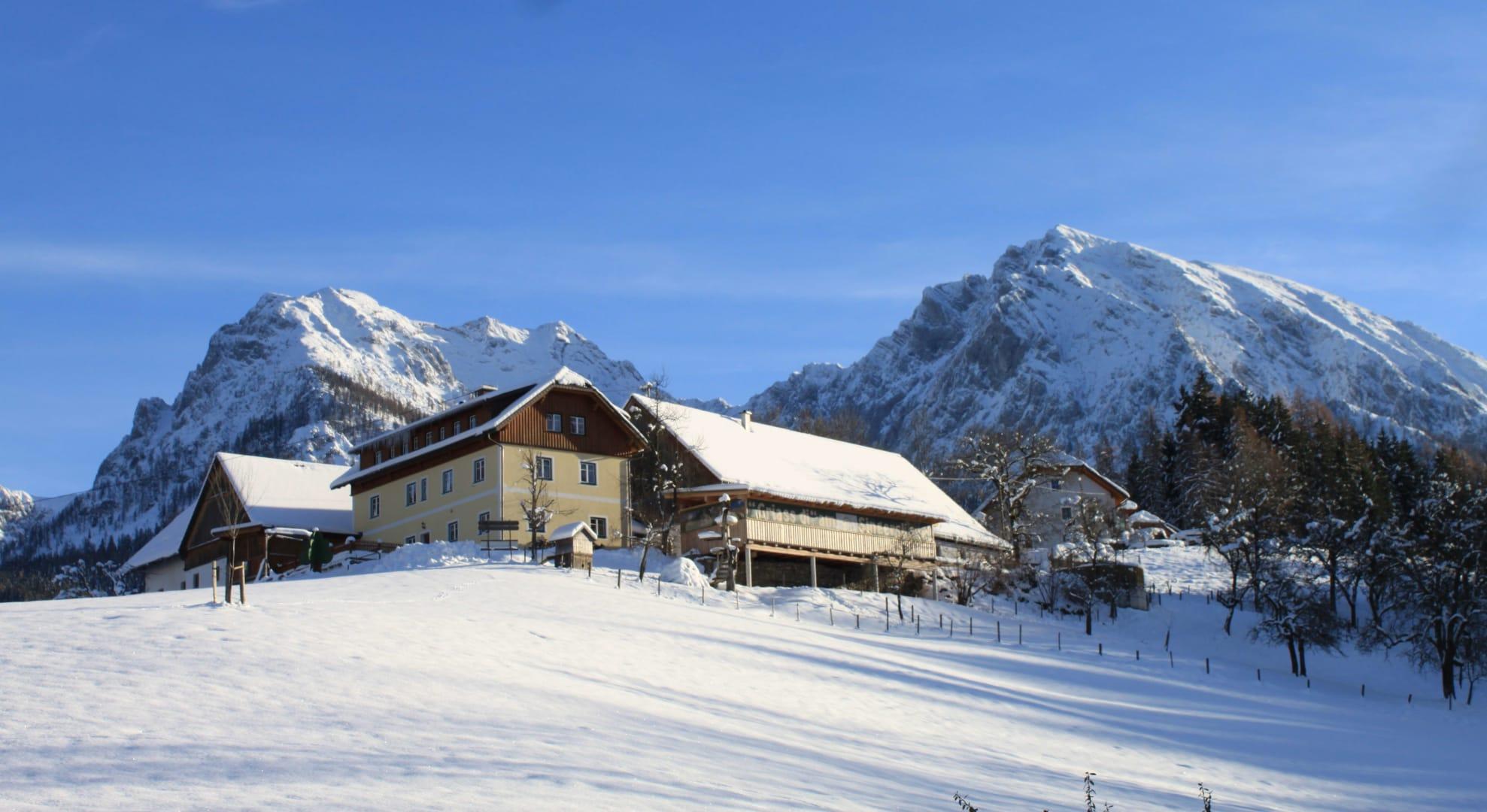 Singerskogel im Winter