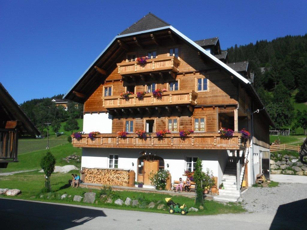 Berghof Thurnergut in Spital am Pyhrn