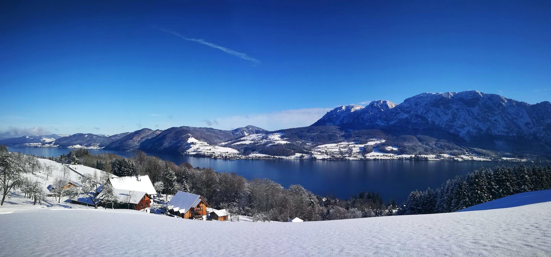 Winter am Ferienhof