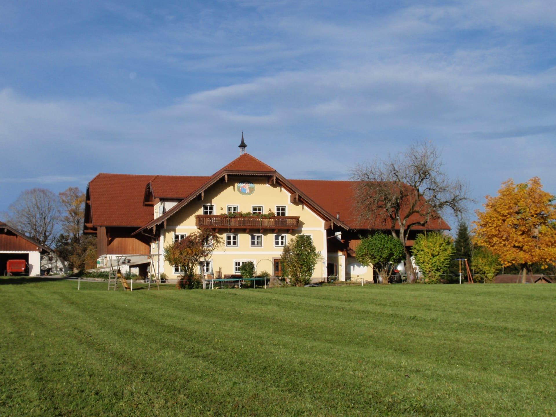 """Bio-Bauernhof ,,Vordergschwandtgut"""""""