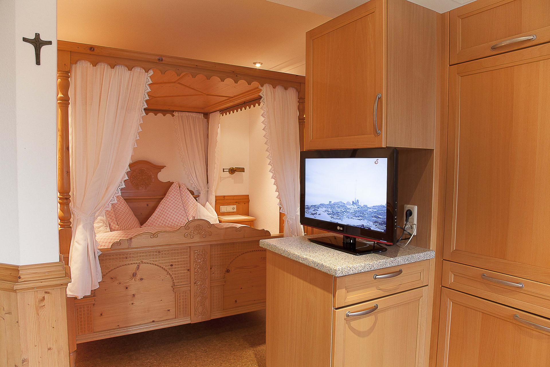 Appartement Suite m. Himmelbett