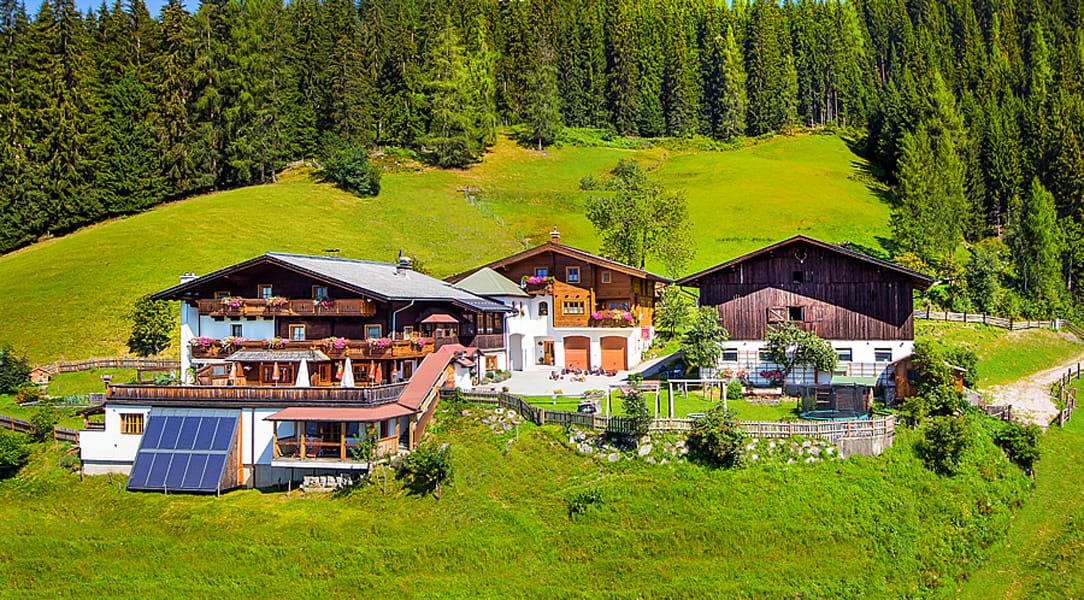 Ferienbauernhof / Berggasthof Habersattgut