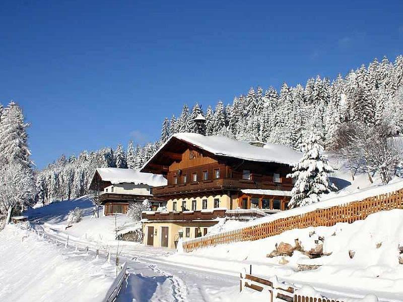 Winter am Eschbachhof