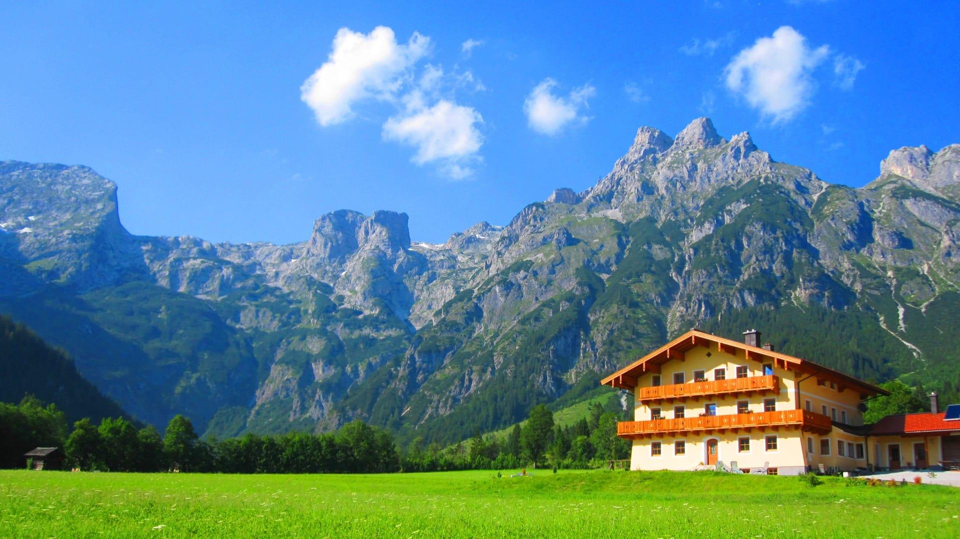 OBERLEHENGUT- Ihr Urlaubsbauernhof im Salzburger Land; Traumhaft ruhige Lage.