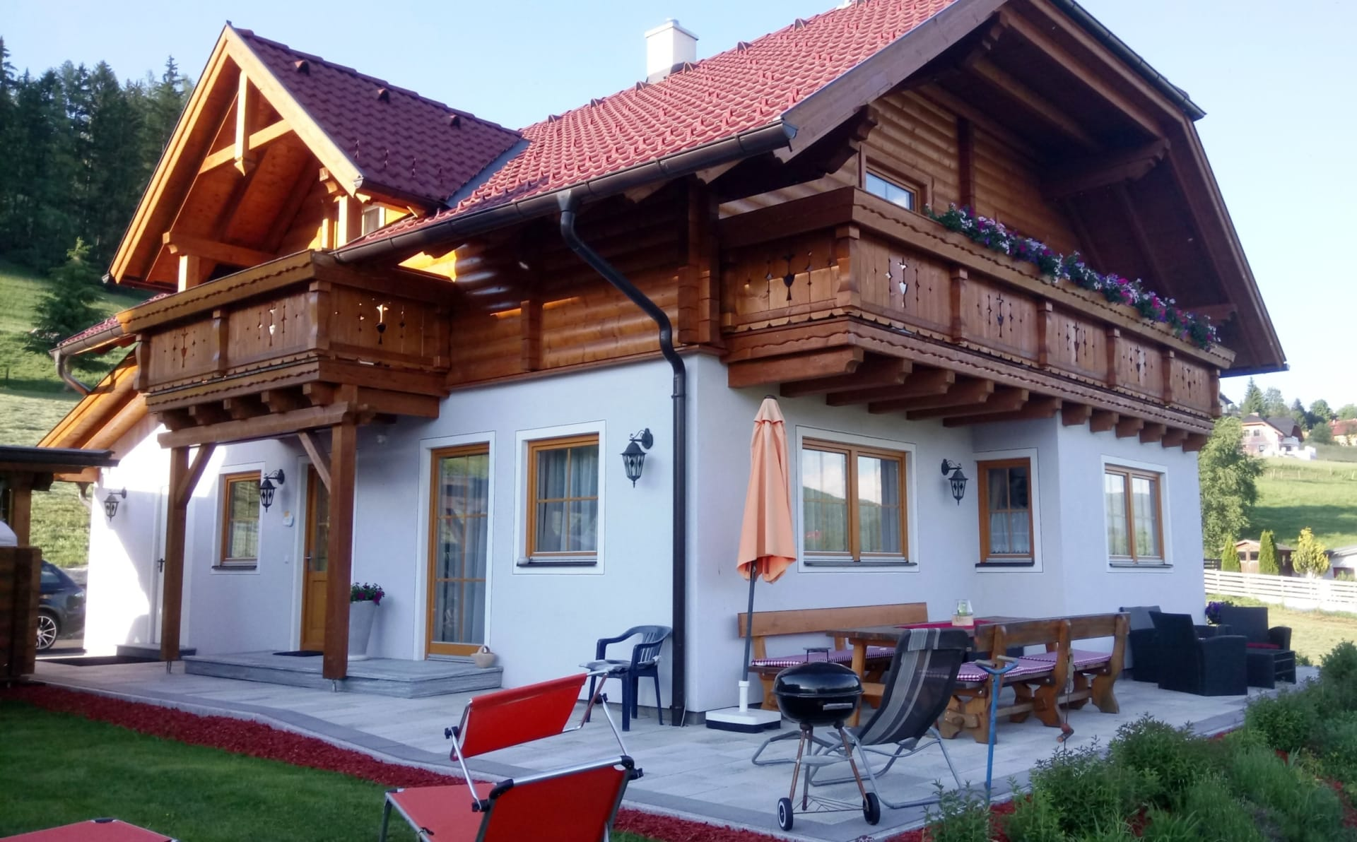 Sonnenchalet im Salzburger Lungau