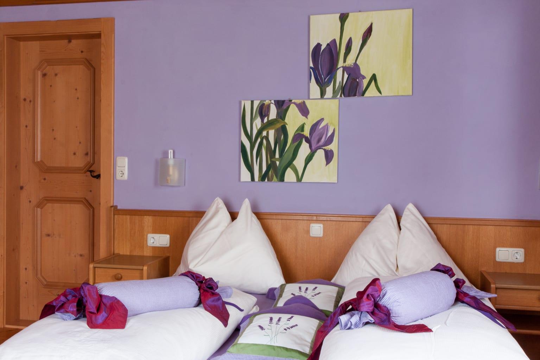 Familienzimmer -- Lavendel