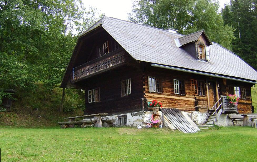 Die Plenzenhütte in herrlicher Einzellage