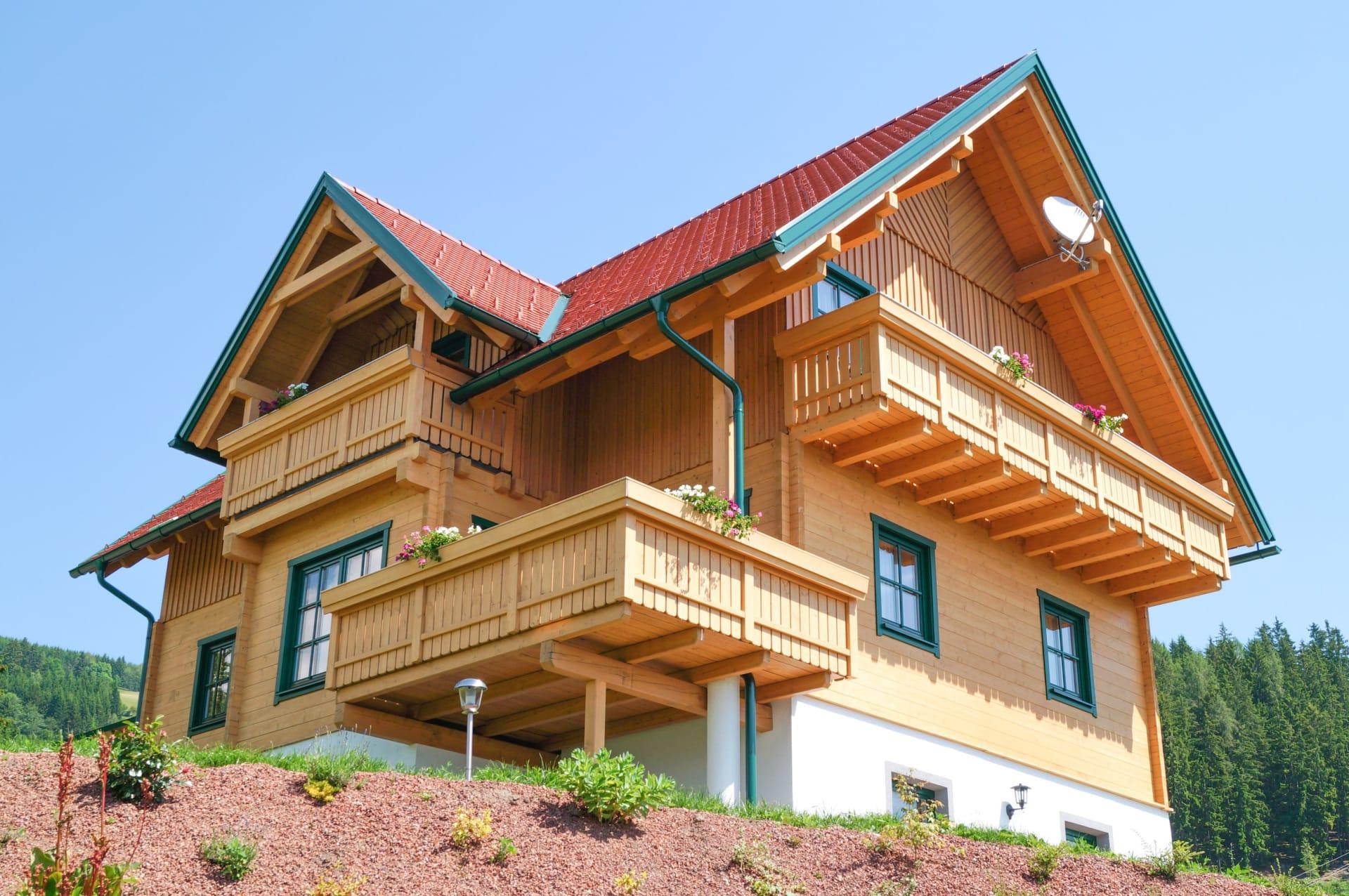 Zimmer mit Balkon o. Terrasse