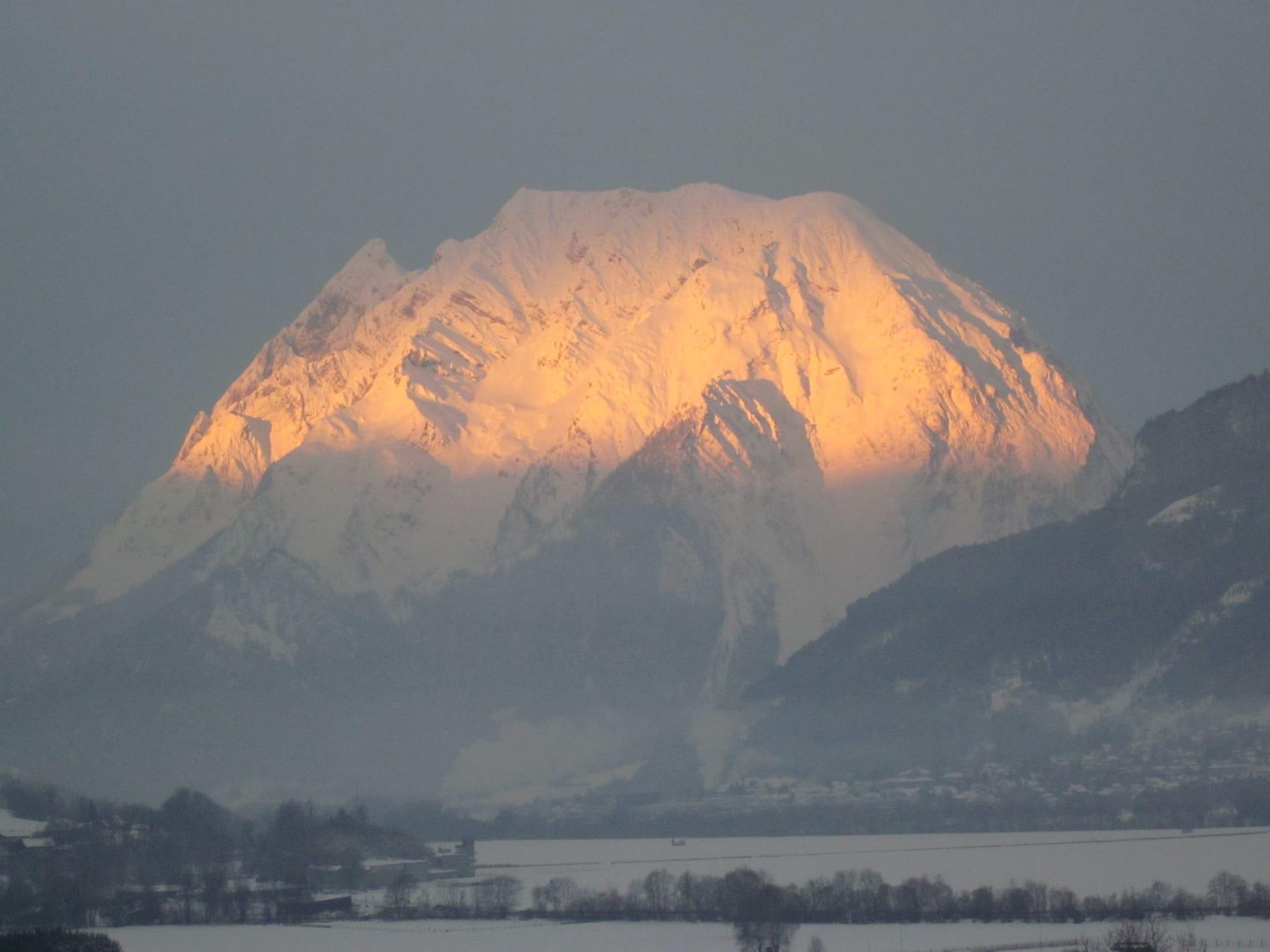 Grimming in Winterstimmung