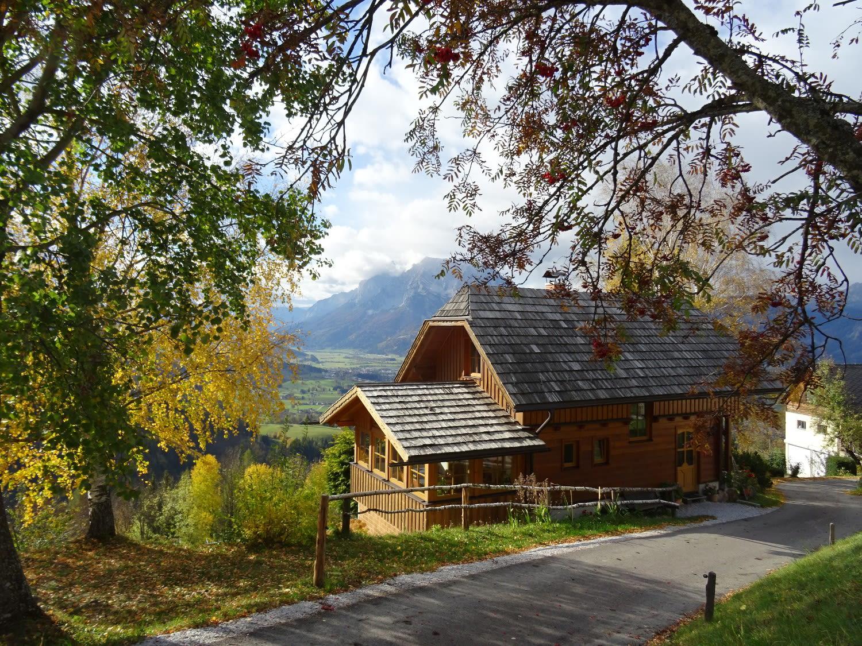 Herbst am Thonnerhof