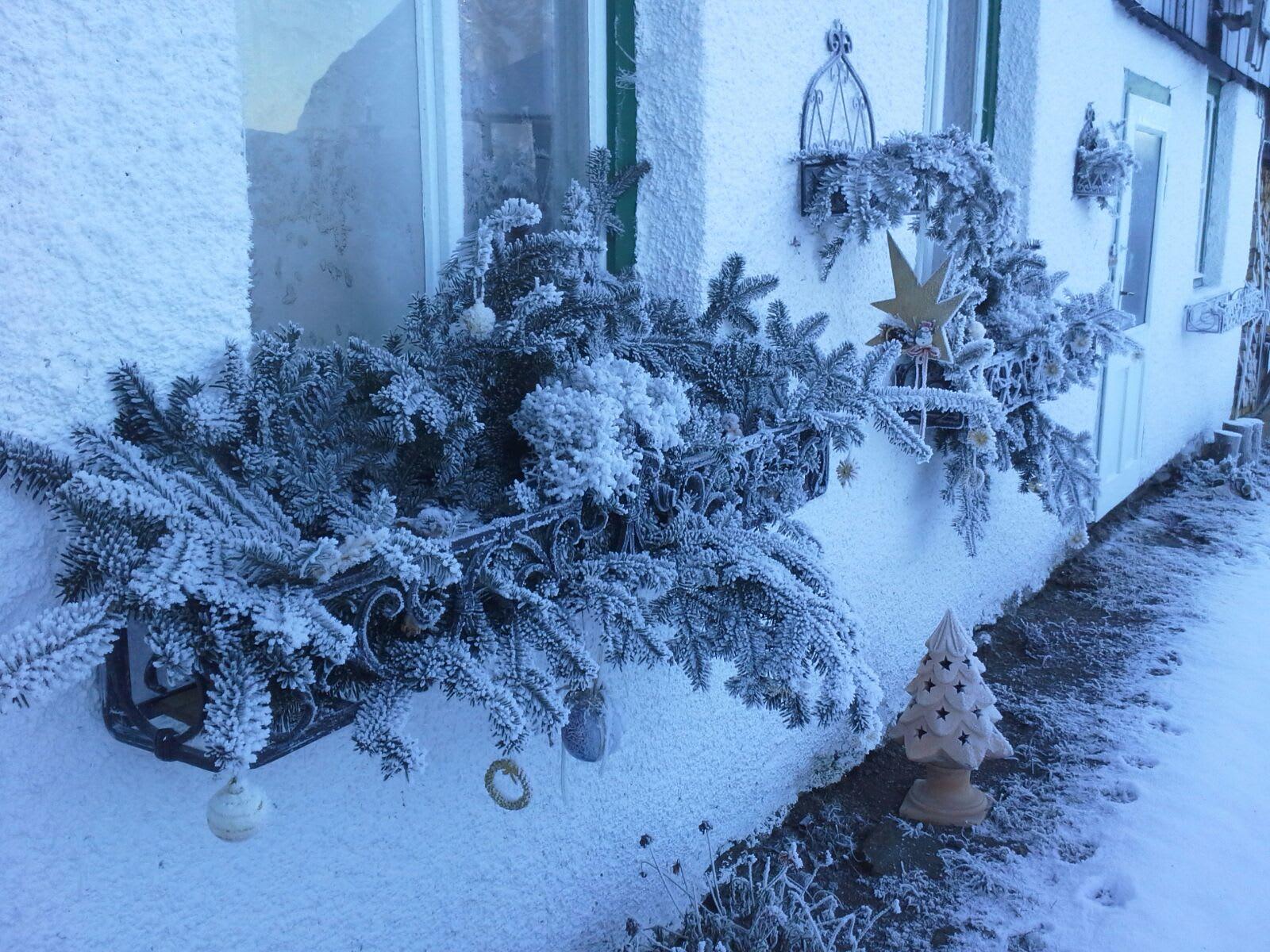 Wunderschöne Winterstimmung