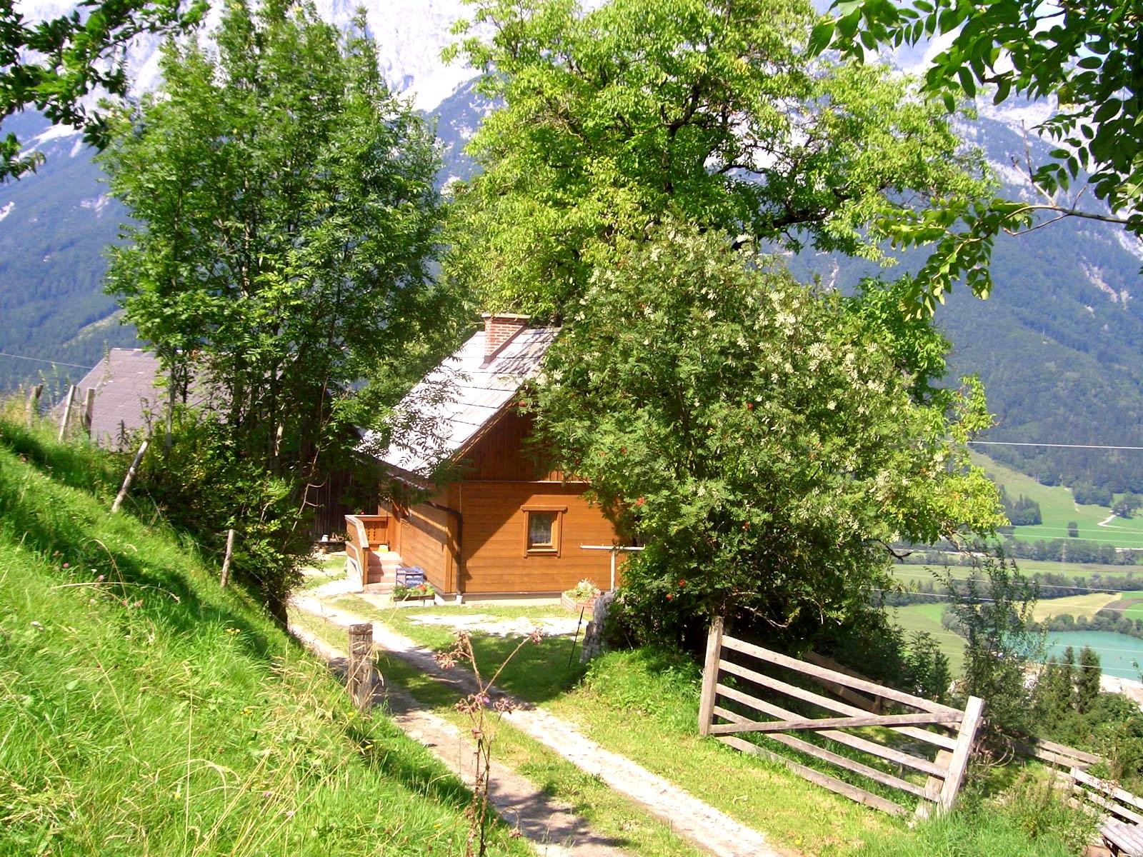 Almhütte in der Steiermark