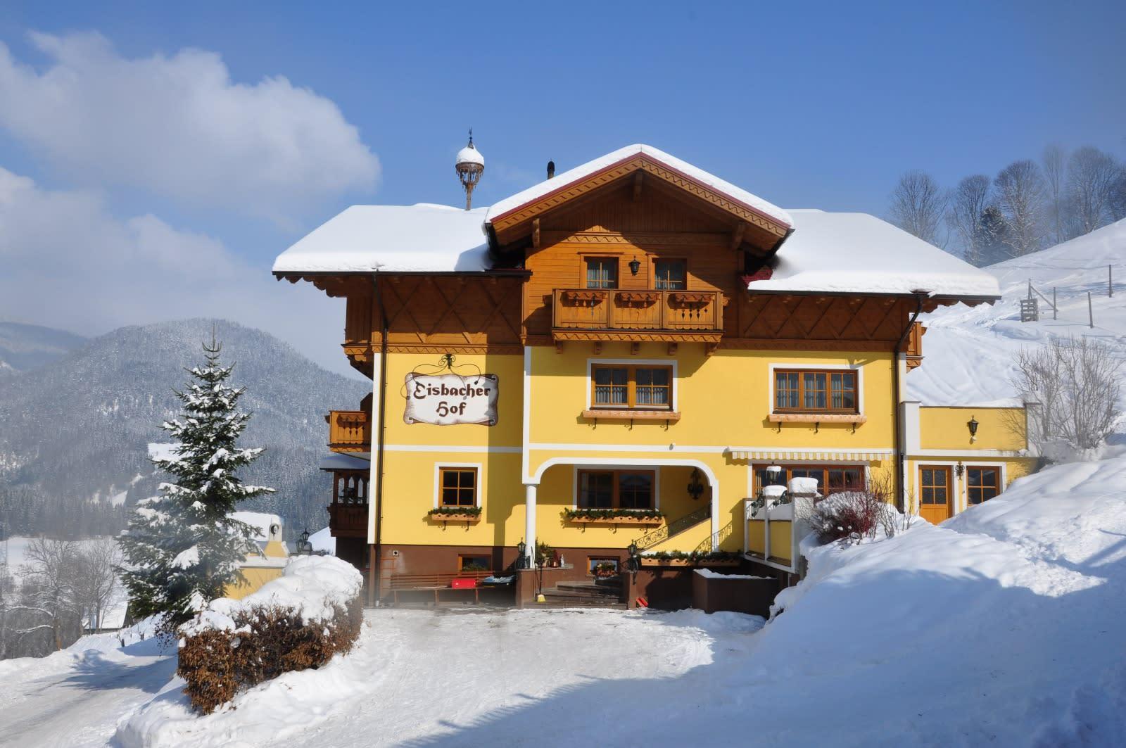 Eisbacherhof Winter