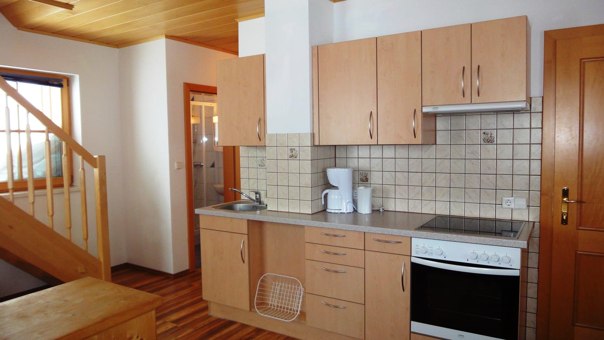 Wohnung 2 Schneiderkogel u. 3