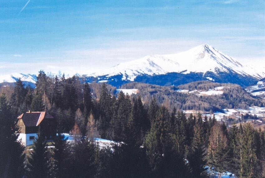 Hüttenurlaub in Oberwölz, Steiermark