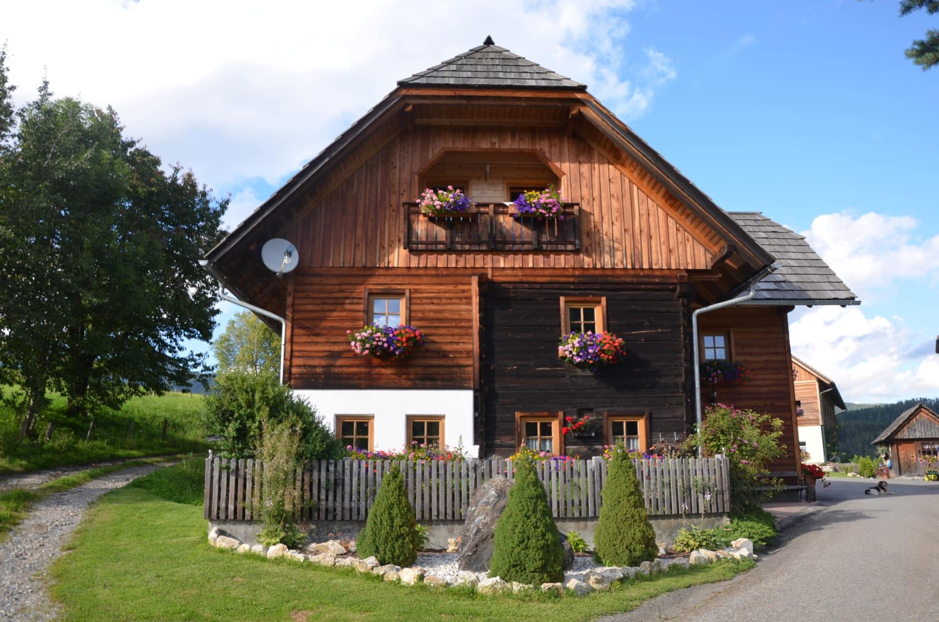 Ferienhaus Rotlechner