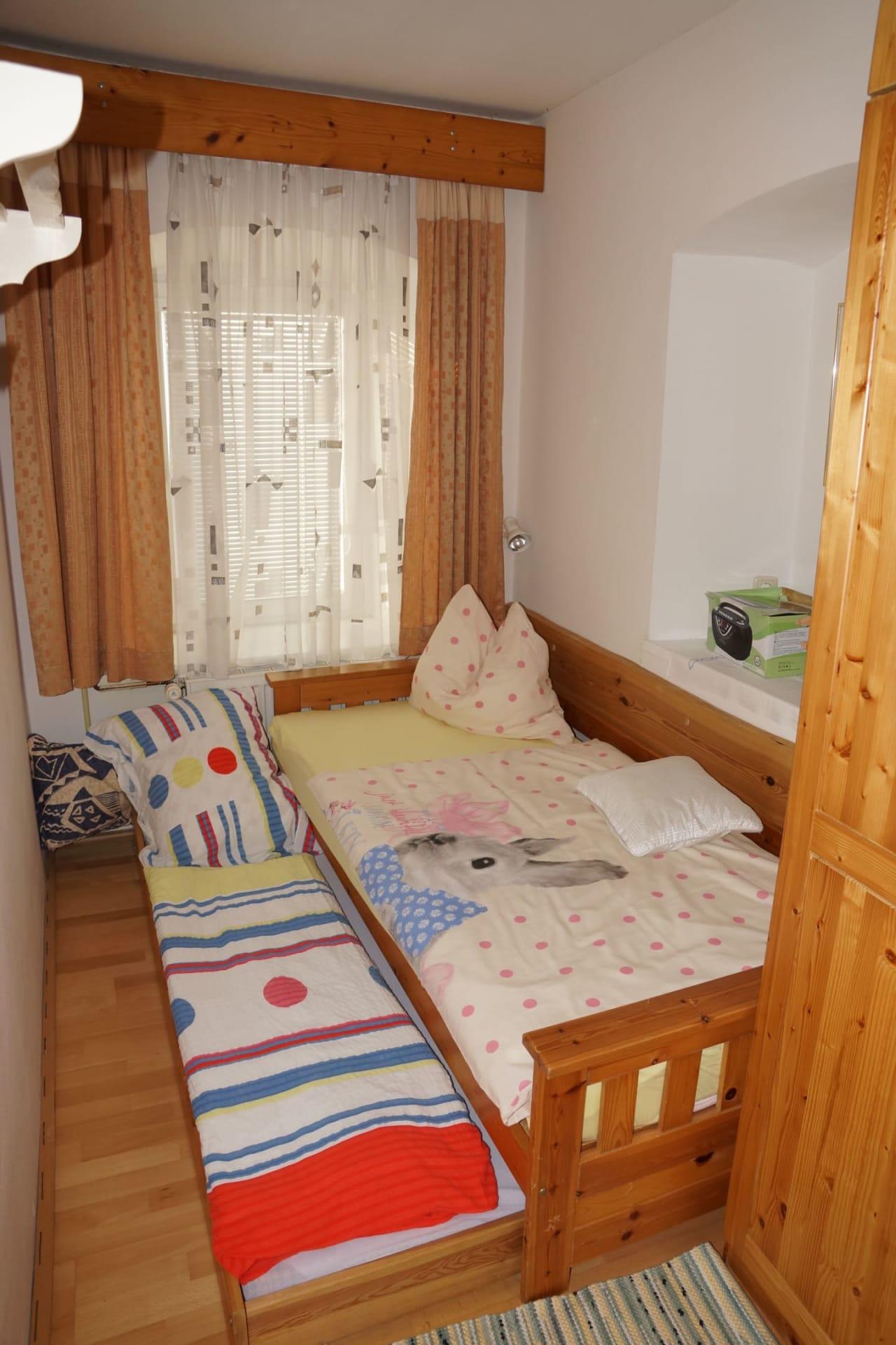Doppelzimmer mit Kinderzimmer