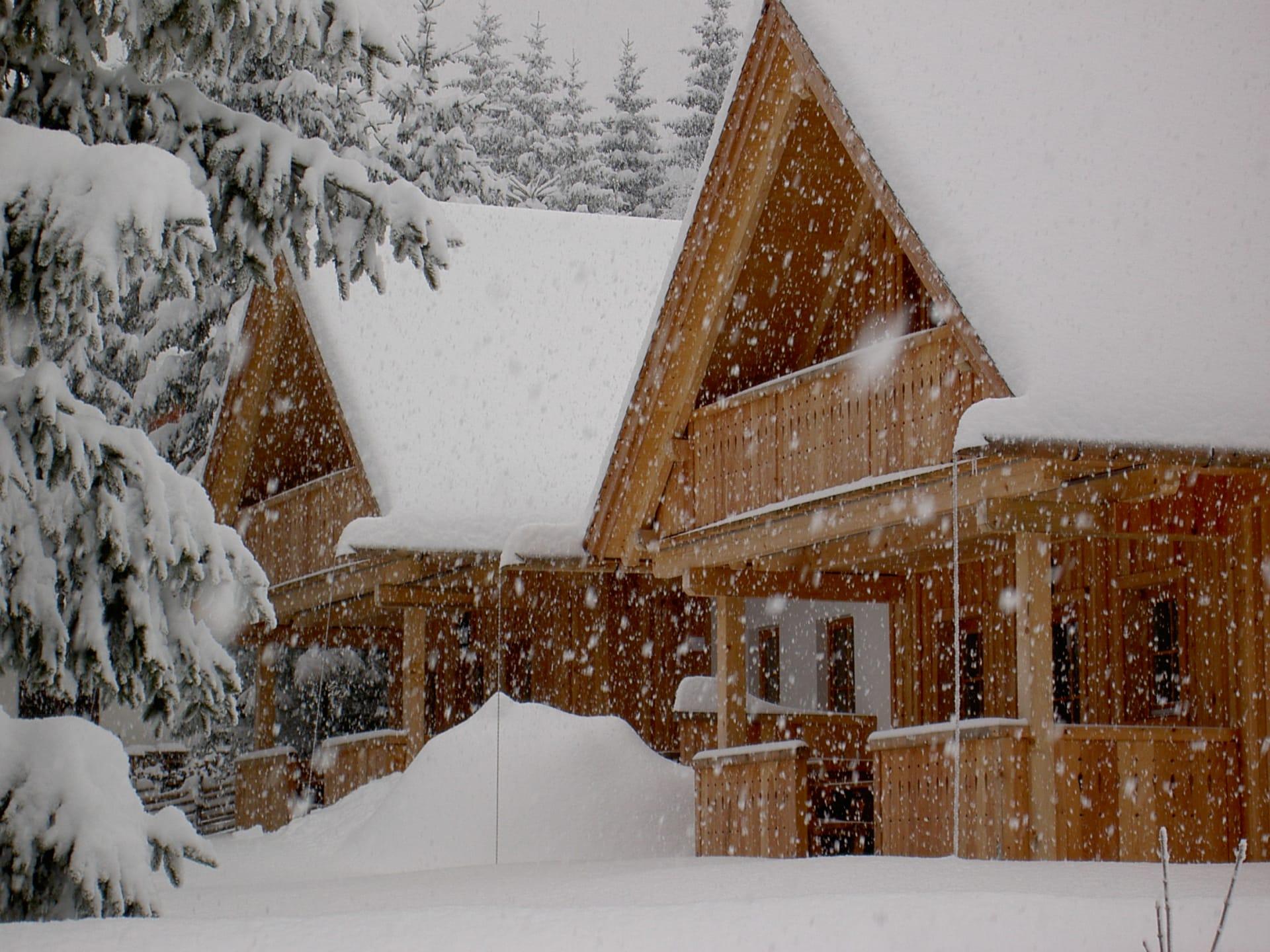 Ein Winter, wie er im Buche steht