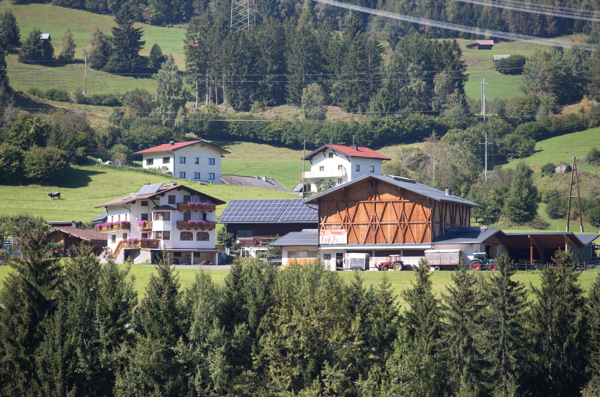 Kinderbauernhof Tobadillerhof Pitztal