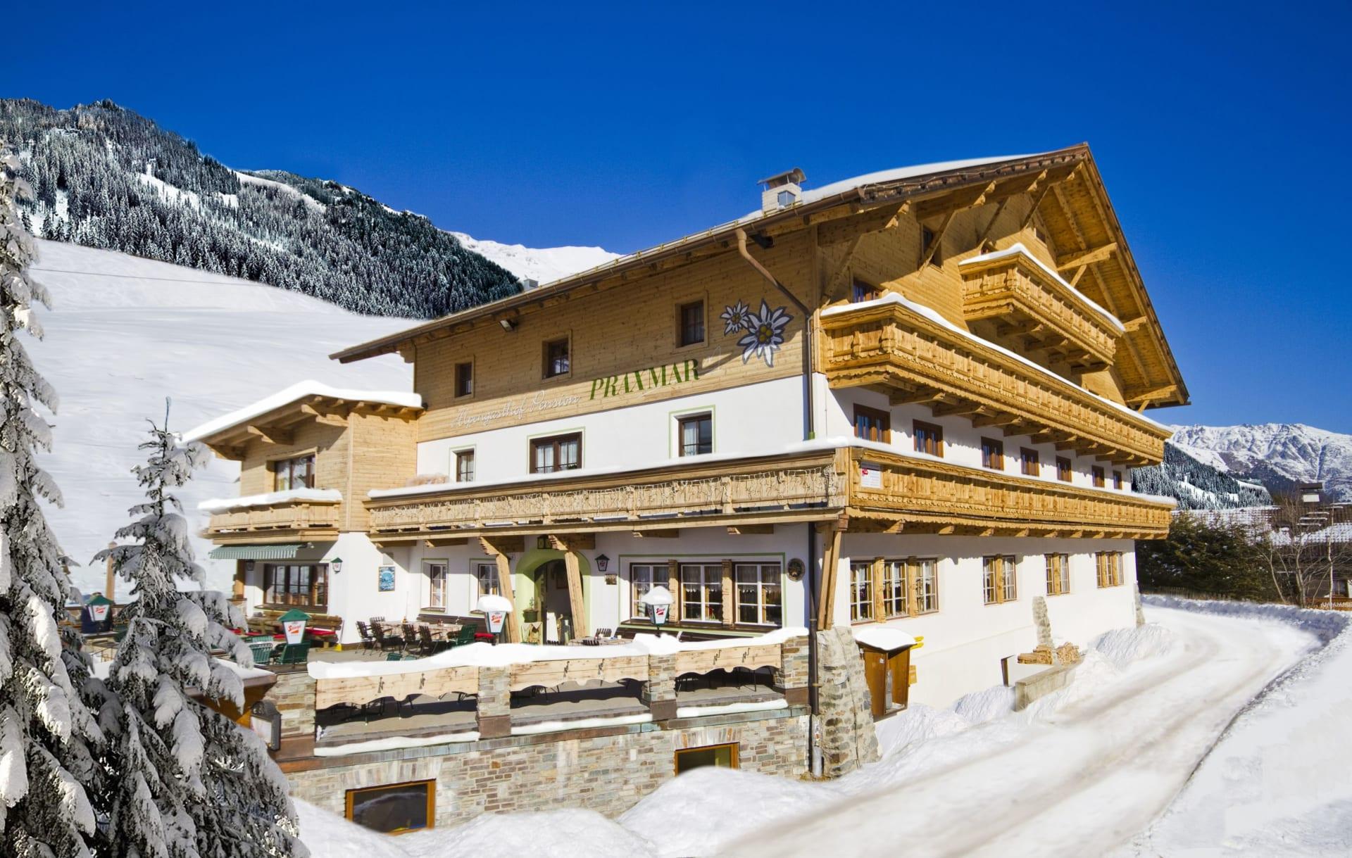 Alpengasthof Praxmar_Winter