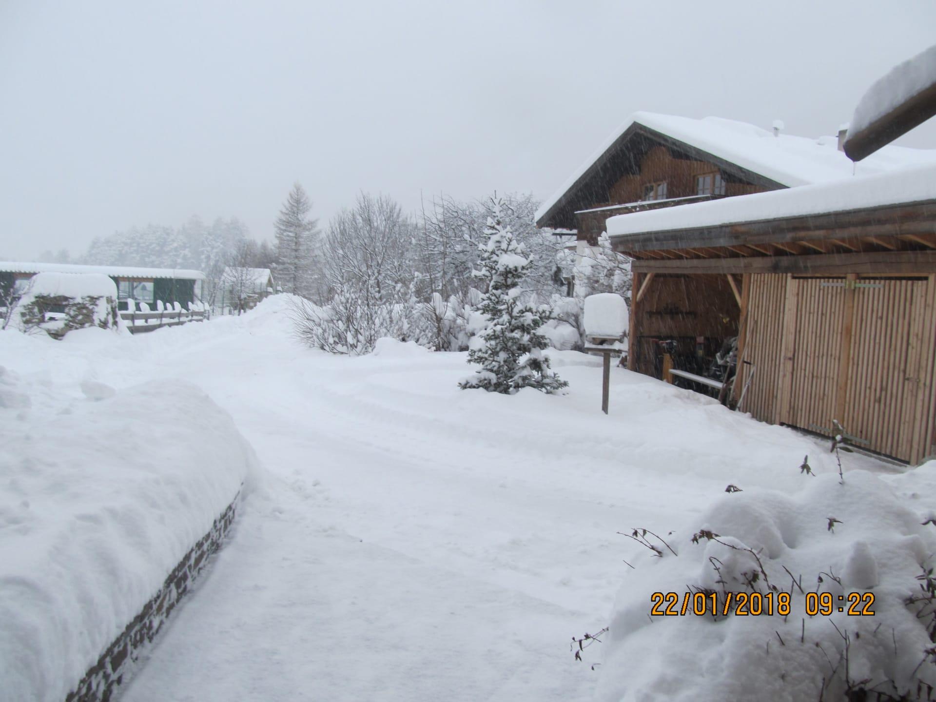 Fürstenhof - Winter
