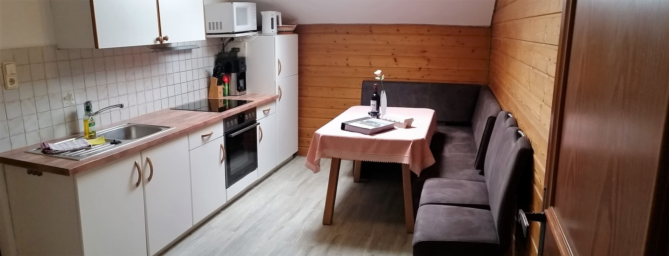 Wohnung II für 4 Personen