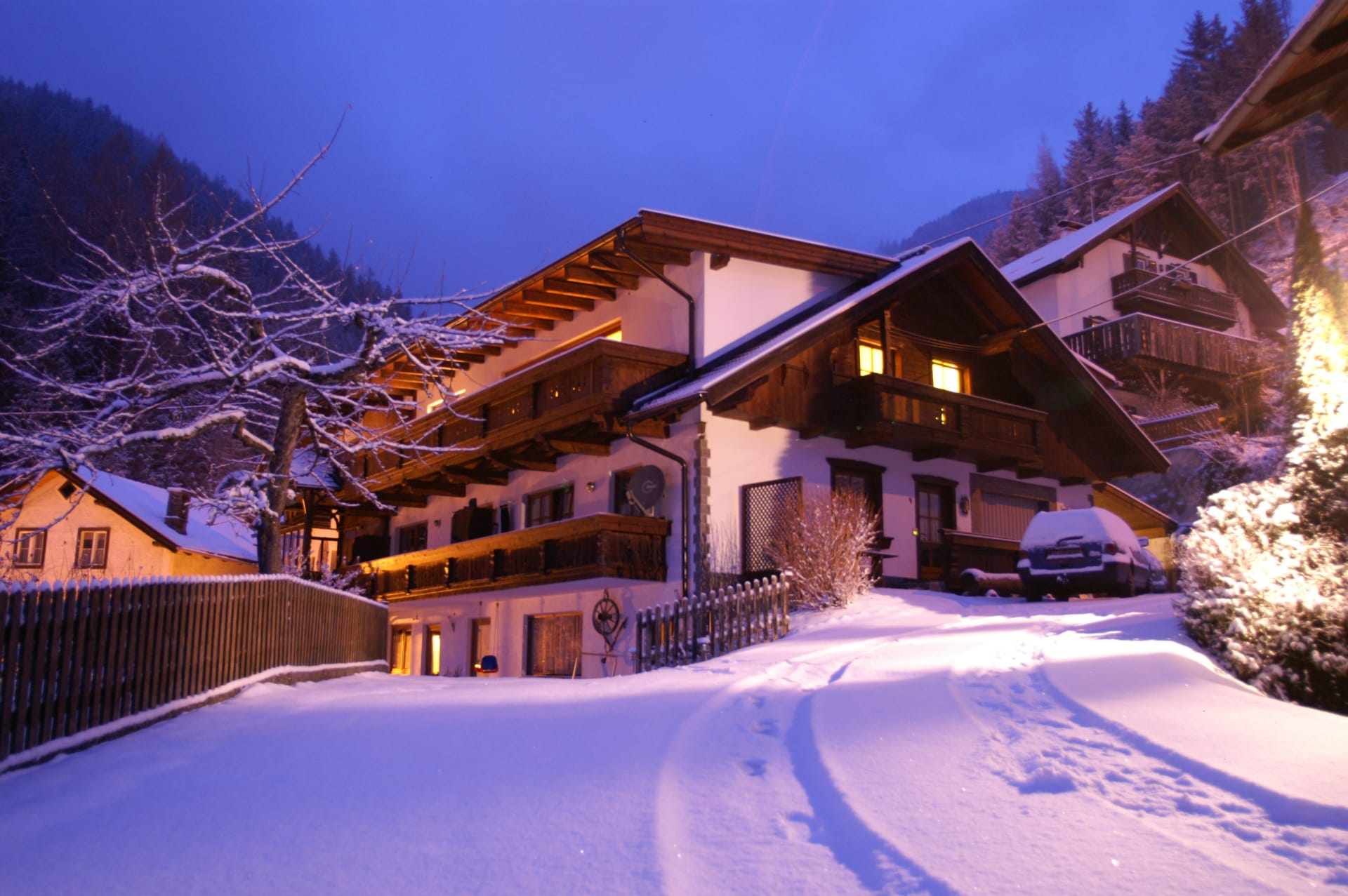 Kassnhof Winter