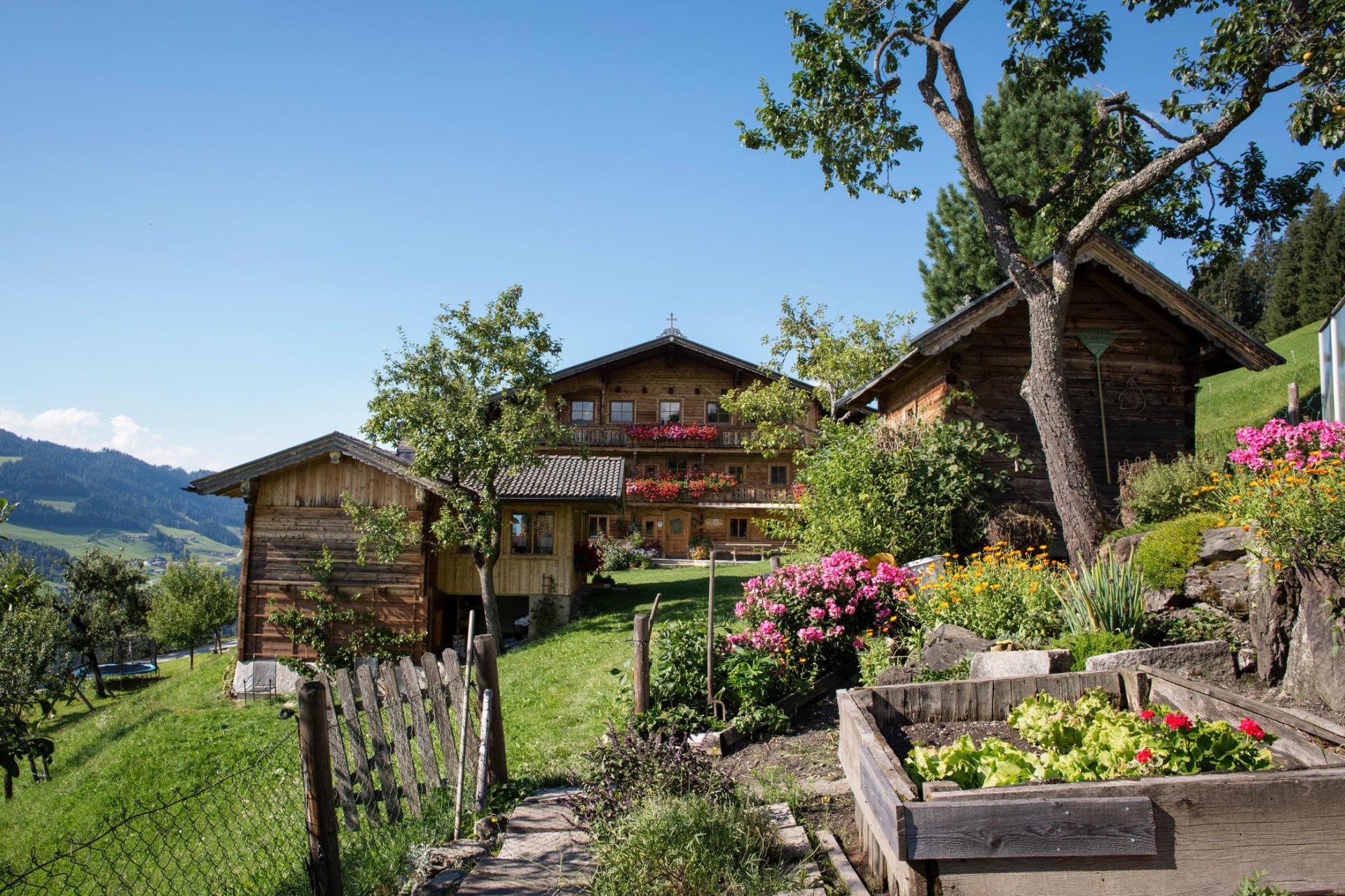 Sommer Siedlerhof