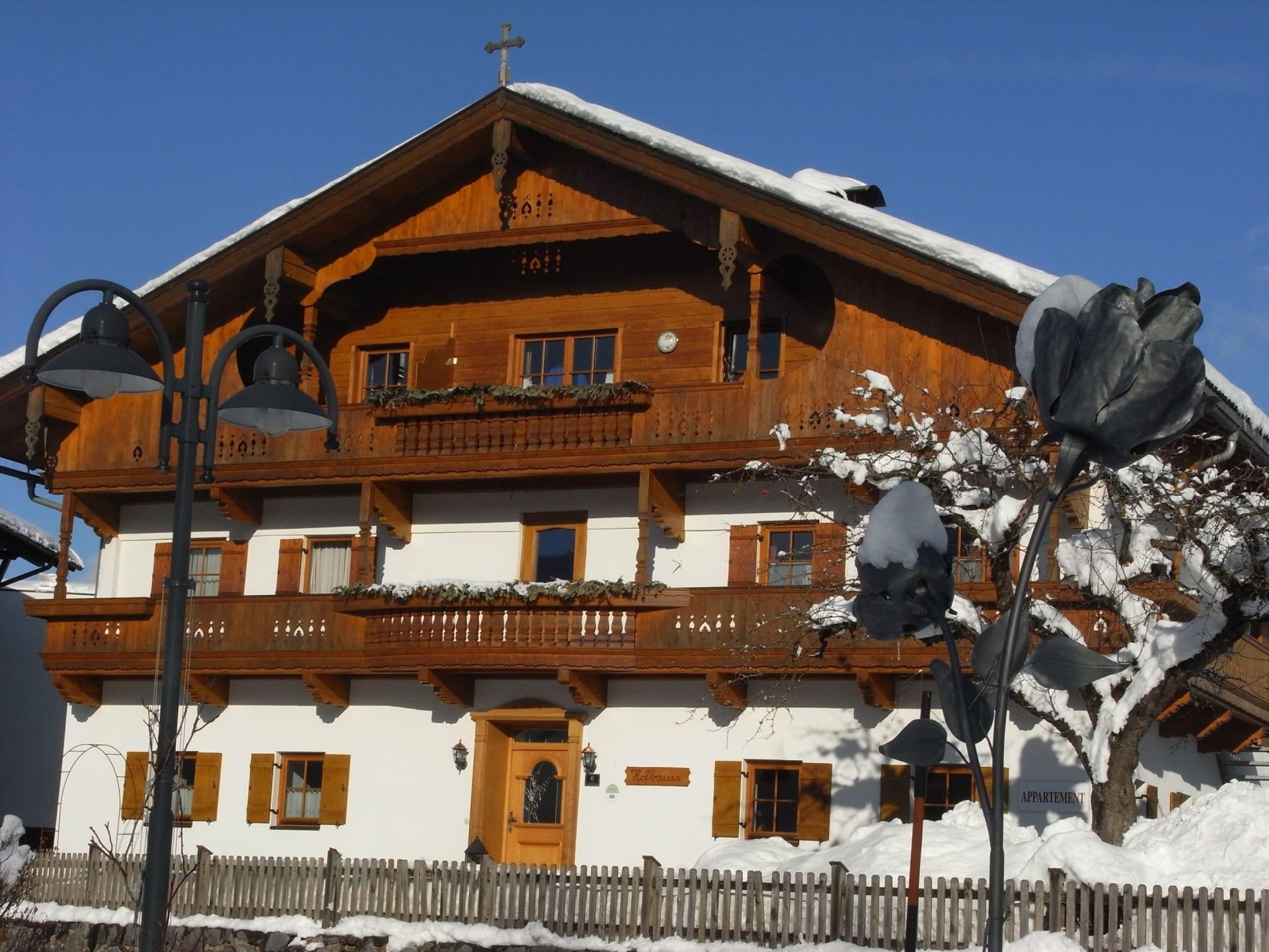 Winter in Itter