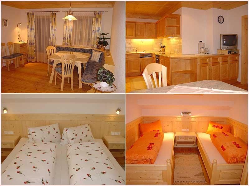 Apartment Kalkstein, 2 DZ