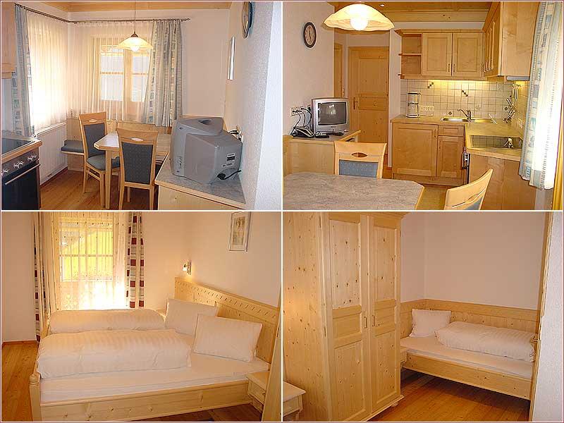 Apartment Kreuzspitze, 1 DBZ