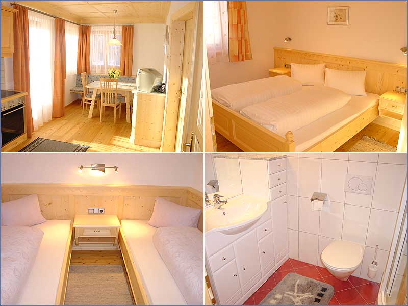 Apartment Hochberg, 2 DZ
